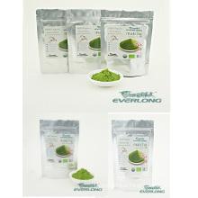 Matcha Super Pó de Chá Verde Estilo Japonês 100% Orgânico UE Nop Jas Certificado Small Order Disponível (GTP 05)