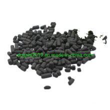 Sulphur Impregnated Activated Carbon for Mercury Removal