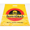 Export Printed High Quality Plastic Die Cut Bag