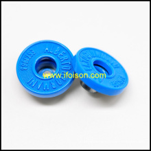 Open Cap Jeans Button with Customized Logo