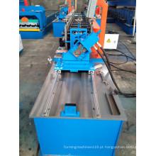 Máquina formadora de canal modelo Omega