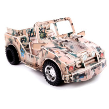 Chileren inertie coulissant Puzzle Cars modèle