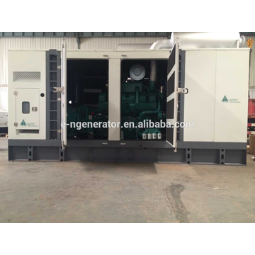 750kva generator price 3PHASE Power by CUMMINS Engine