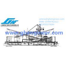 Плавучий грузовой кран Transshippers