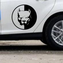 Promotional Decoration Self-Adhesive Car Body Side Sticker Design Die Cut Car Sticker