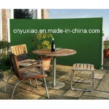 Fan-Seitenmarkise, Balkon-Markise Einziehbare Markise 5200