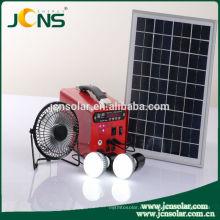 Eco-friend Sistema de paneles solares de energía solar portátil de shenzhen China