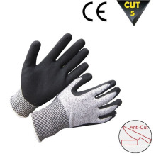 Cut Resistant Anti Vibration Work Safety Gloves