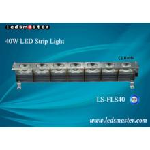 Super Brilhante, Faixa LED de 40W, 160lm / W