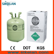 Colorless, Not Cloudy, No Smelly R406A Mixed Refrigerant Gas