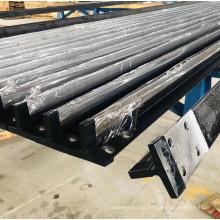 Elevator accessories of steel guide rail