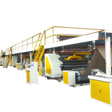 Automatic high speed 3 layer corrugated cardboard production line/carton box machinery