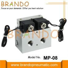 4-Wege-Magnetgenerator-Magnetventil 12V 24V