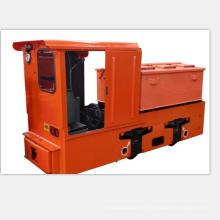 Battery Locomotive 2.5Ton Underground Mining Electric Battery Locomotive For Sale