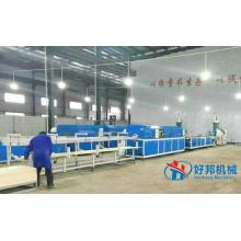 PVC WPC DOOR PANEL PROFILE PRODUCTION LINE