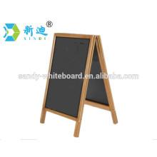 Factory direct Wooden Blackboard Easel
