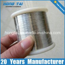99,9% чистого никелевого провода 0,025 мм