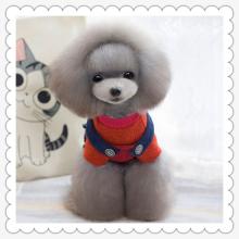 Fabricantes, roupas para animais de estimação atacado roupas de cachorro bonito pinto virou pernas apertando roupas de algodão