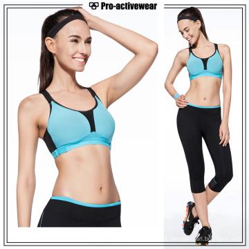 OEM Sport alta qualidade rápida seca atacado Ladies Yoga Bra