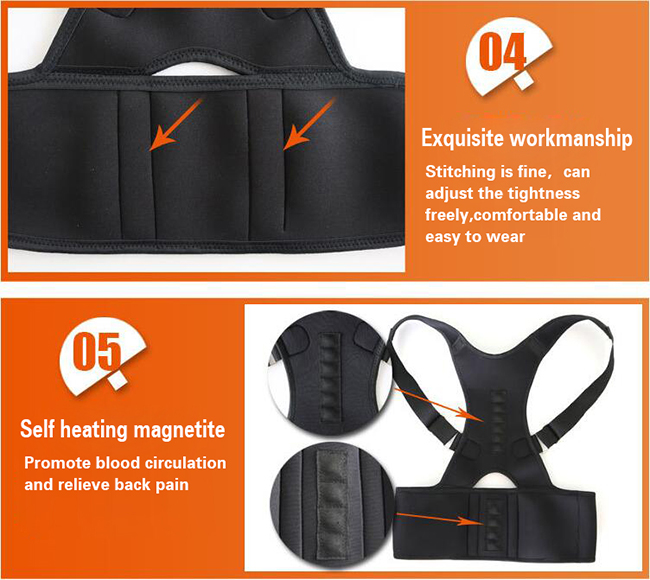 relieve back pain support