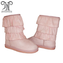 Girls Nice Pink Boots Childrens Wear for Kids