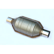 Putaran Stainless Steel 409 Catalytic Converter
