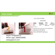 2016 organic goji juice