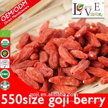 2017 goji berry slimming diet berry/goji berries with low pesticide