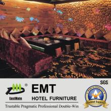 New Hotel Disco Leisure Furniture Night Club / Bar Sofa Set (EMT-KTV08)