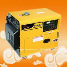 Дизельный генератор с сертификатом CE_WH5500DGS