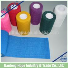 Colchón elástico cohesivo de colores