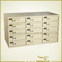 15 Doors Safe Deposit Box