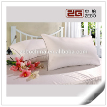 Luxury Star Hotel Used Super Quality White Soft Goose Feather Pillows