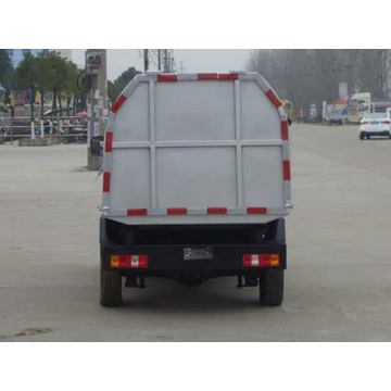 Dongfeng Small Disaled Sampah Van Truck