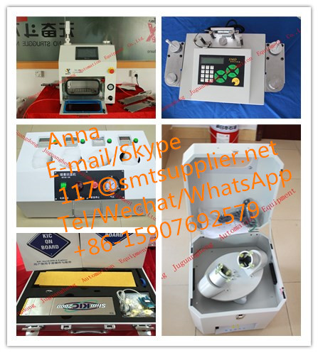 Nozzle cleaning machine,SMD component counter,PCB cutting machine