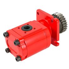 Bulldozer hydraulic gear pump