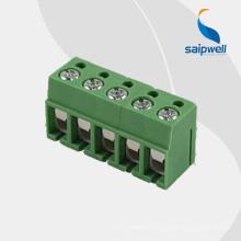 Borne de circuit imprimé de certification UL avec une haute qualité