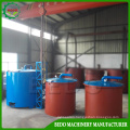 High Temperture Smokeless Eco-friendly Wood Charcoal Kiln