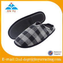 Promotional Customized Printed winter man slippers