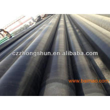 spiral steel pipe /ssaw tube /water pipeline/welded carbon steel pipe