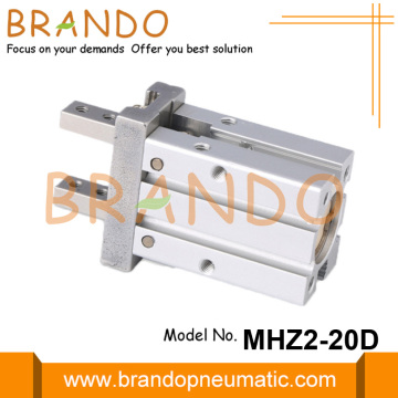 SMC Type MHZ2-20D Pneumatic Parallel Gripper Cylinder