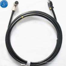 Harnais de câblage de câble de komatsu fait sur commande