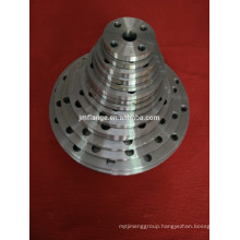 Hot sale forged carbon steel a105 Nace plate flange