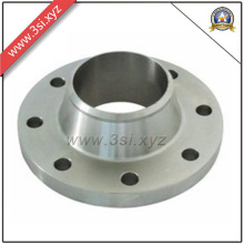 Quality Stainless Steel Forged Welding Neck Flange (YZF-M386)