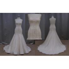 OEM Quality Mermaid Gown Bridal Dress