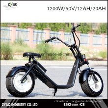 Harley Electronic Scooter with 60V Lituium Battery Portable for One Person