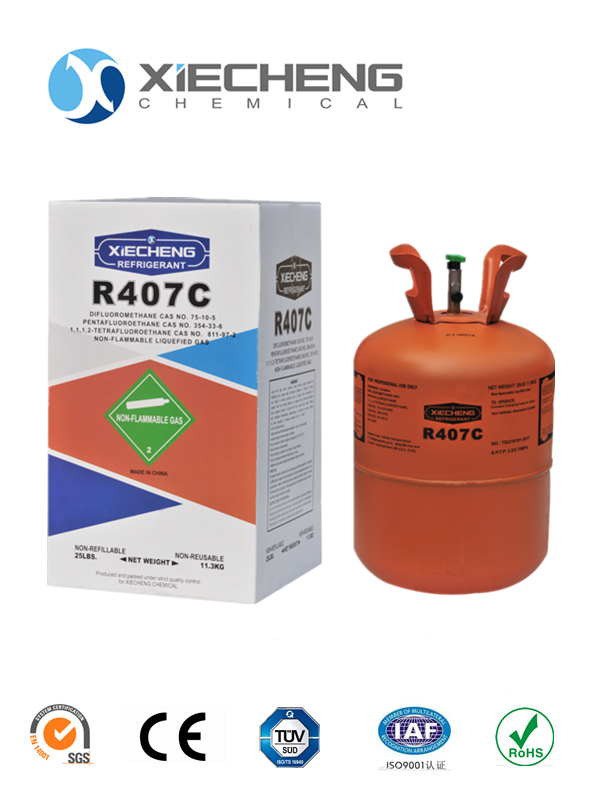 Mixed Refrigerant 407c