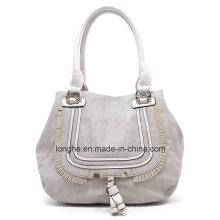 Designer PU Leather Ladies Shouler Bag (ZXS0060)