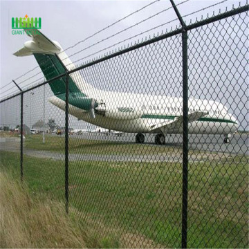 Hot+Dip+Galvanized+Welded+Airport+Fence+for+Sale