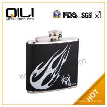venta caliente de acero inoxidable frasco de la cadera mini frasco de la cadera